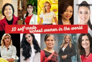 self-made richest women