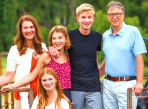 Bill Gates's Family