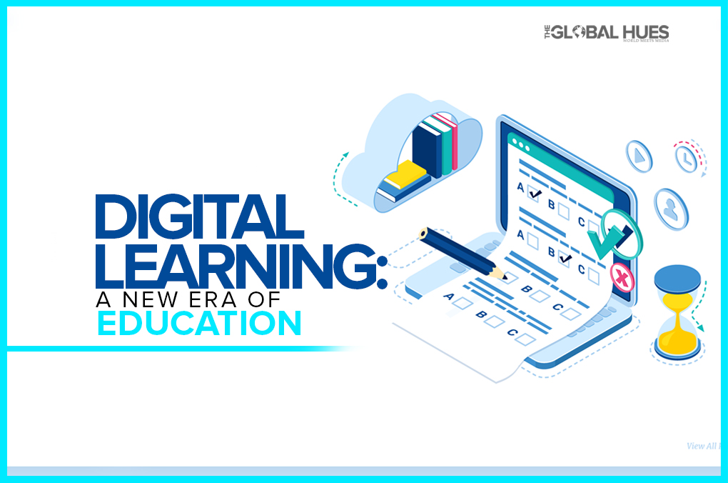 how is digital learning going to change education