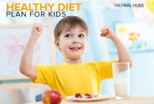 Healthy Diet Plan For Kids
