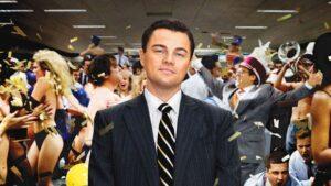 wolf of the wallstreet