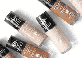 Liquid Foundation For Oily Skin With SPF 15