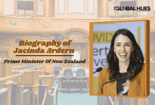 Jacinda Ardern PM of New Zealand