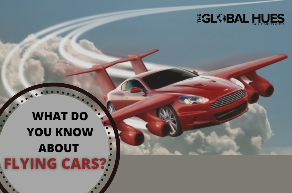 what do you know about flying cars