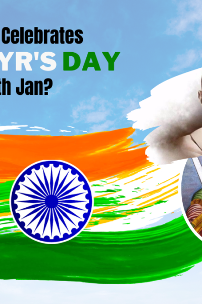 Why India Celebrates Martyrs Day ON30 January