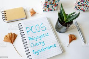 symptoms of PCOD\PCOS