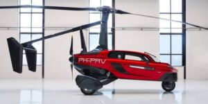 future is flying cars