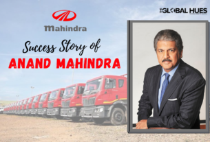 Success story of Anand Mahindra