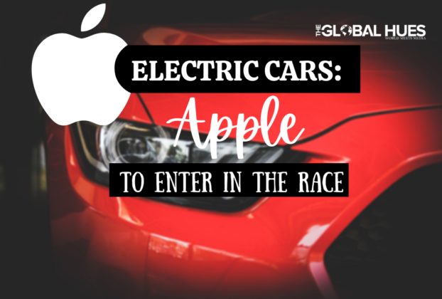 electric cars apple