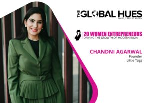 Chandni Agarwal- Little Tags interview