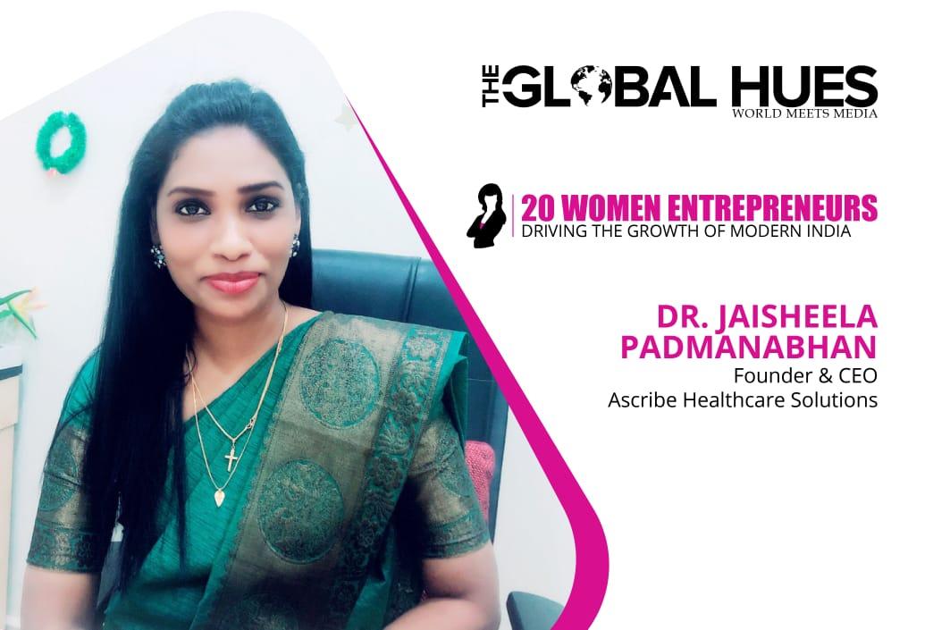 Ascribe healthcare- Dr. Jaisheela
