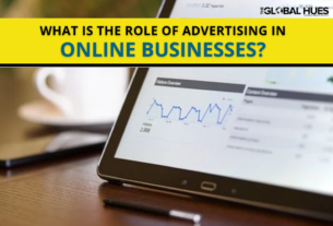role of advertising in online businesses