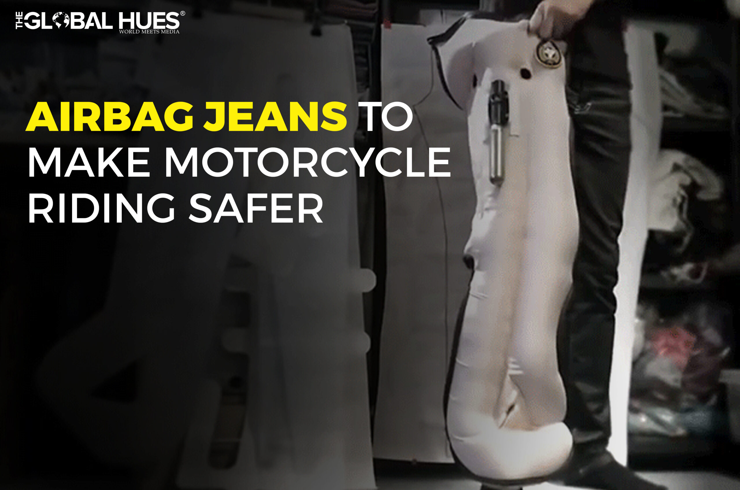 Airbag-Jeans