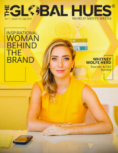 Inspirational Woman Behind The Brand- Bumble - Whitney Wolfe Herd