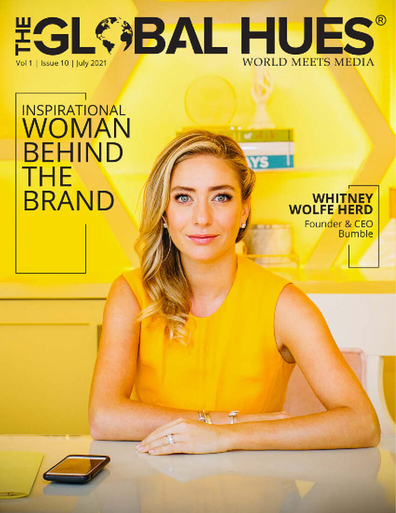 Inspirational Woman Behind The Brand