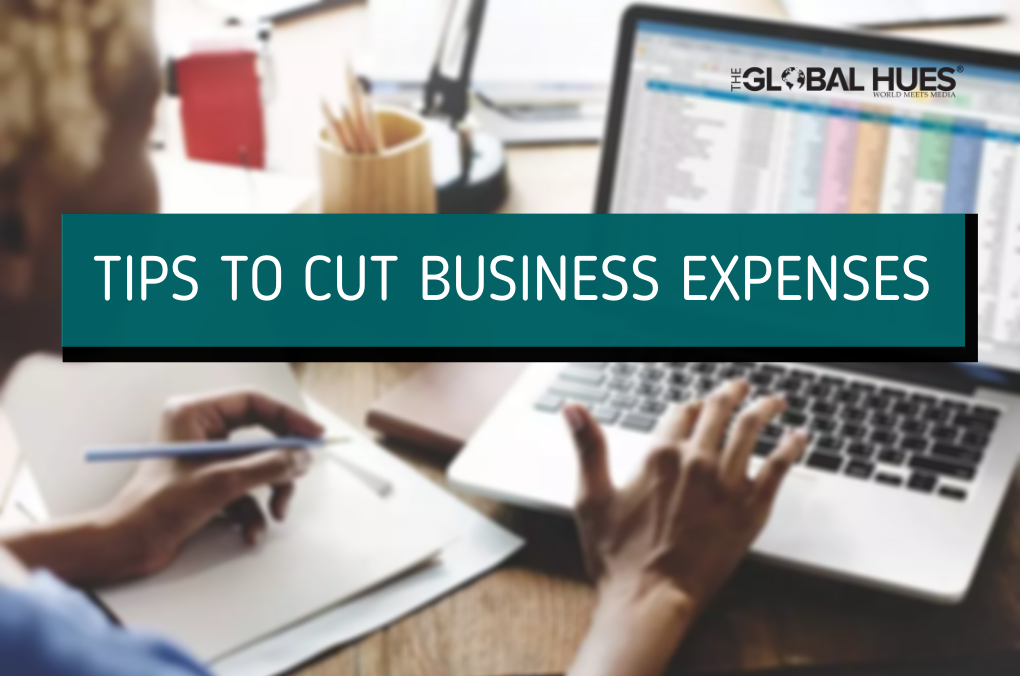 how to cut business expenses