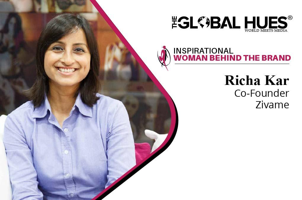 Richa Kar, Co-Founder Zivame