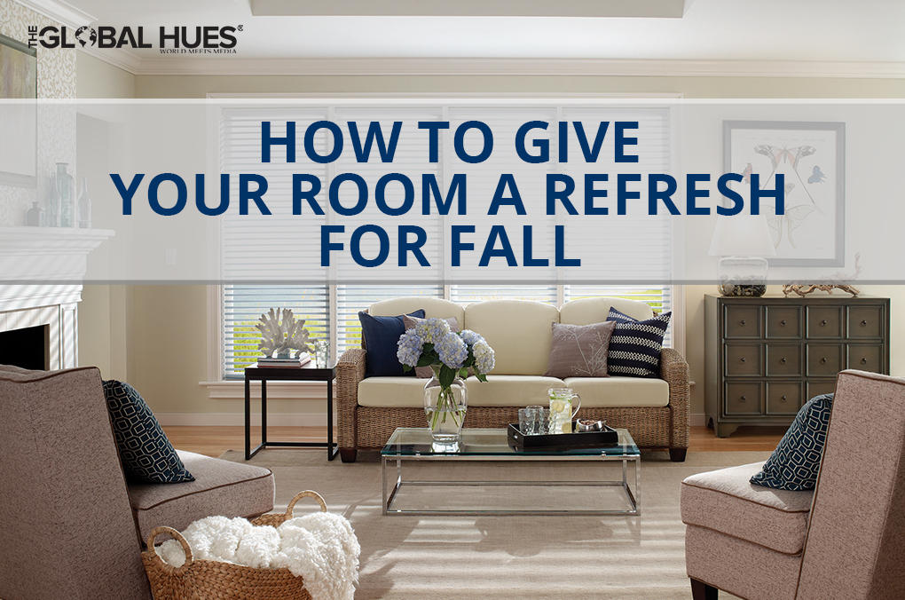 How to Give Your Room a Refresh for Fall