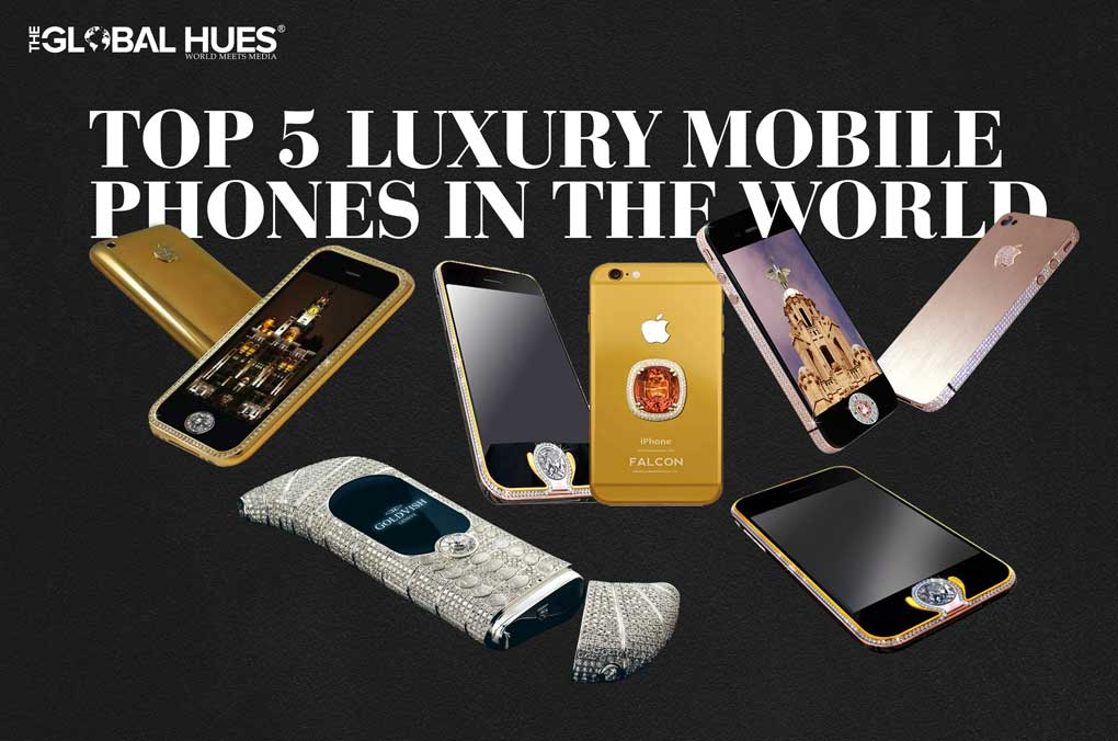 Most expensive phone in India